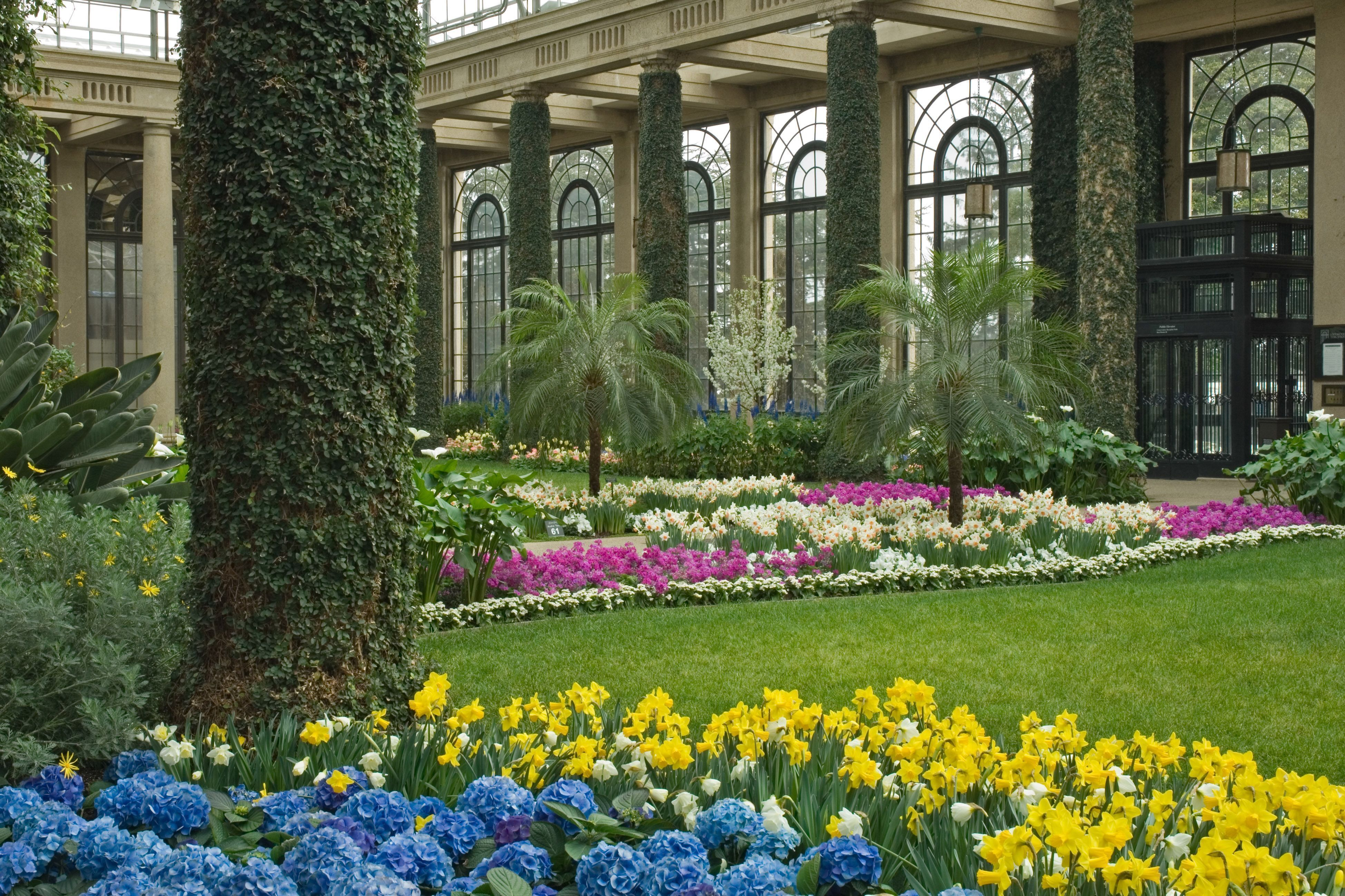 Get Inspired By Both The Formal Gardens Of Nemours Mansion And The Natural,  Native Landscape Of Mt. Cuba Center. The Nemours Mansion And Gardens Is A  ...